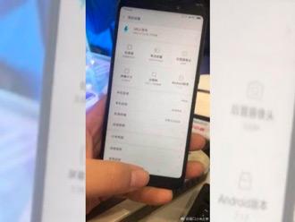 Xiaomi Redmi Note 5 утечки изображения в реальном времени, раскрывающие основные спецификации